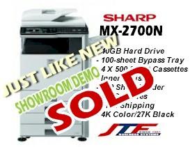MX-2700N-DEMO