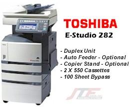 Toshiba E Studio 282 Printer Drivers