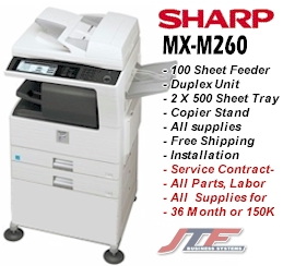 Sharp MX-M260