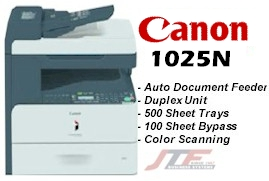 Canon Ir1025n Driver