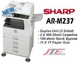 Sharp Ar M237 Driver
