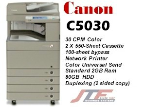 How to Install Canon iR ADVANCE C5030 Driver