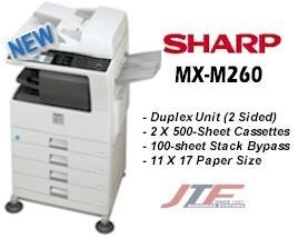 MX-M260