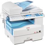 Ricoh MP-201SPF Copier, Printer, Scanner, Fax : Aficio MP201SPF