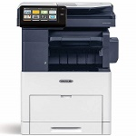 Xerox VersaLink B605/SF Printer - w/ 550-Sheet Tray, 150 Bypass Tray, 100-Sheet DADF, 320 GB HDD & Office Finisher