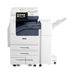 Xerox VersaLink B7035/HXFS2 Printer w/ 110 Sht DADF, Tandem Try, Duplex, 2-520 Sht Trys, 100 Sht Bypass, Center Tray, 320GB HHD