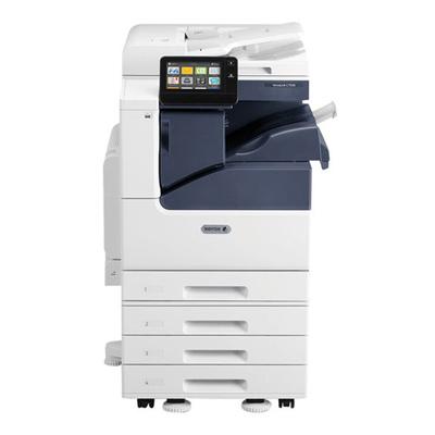 Xerox VersaLink C7020/TS2 Printer : 110 Sheet DADF, Duplex, 4-520 Sheet  Trays, 100 Sheet Bypass Tray Xerox C7020/TS2