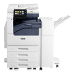 Xerox VersaLink C7020/TXFs2 Printer : 110 Sheet DADF, Duplex, 4-520 Sheet Trays, 100 Sheet Bypass Tray