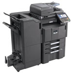Copystar CS-5550ci Copier, Printer, Scanner, CS5550ci @ 55 ppm