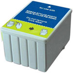 Compatible Epson T001011C Color Ink Cartridge (330 Pages)