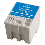 Compatible Epson T014201C Color Ink Cartridge (150 Pages)