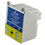 Compatible Epson T020201C Color Ink Cartridge (300 Pages)