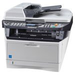 Kyocera 1135MFP Printer, Copier, Scan & Super G3 Fax (Feeder Standard)