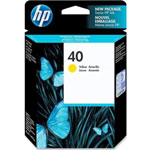 HP 51640Y Yellow Ink Cartridge (1.6k Pages)