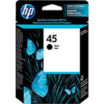 HP 51645A Black Ink Cartridge (830 Pages)