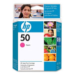 HP 51650M Magenta Ink Cartridge (1.6k Pages)
