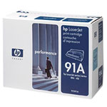 HP 92291A Type NX Black Toner Cartridge (10.2k Pages)