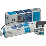 HP C1893A Cyan UV Ink Cartridge (300 Pages)