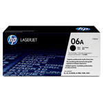 HP C3906A Type AX Black Toner Cartridge (2.5k Pages)