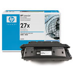 HP C4127X Black High Yield Toner Cartridge (10k Pages)