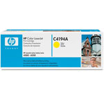 HP C4194A Yellow Toner Cartridge (6k Pages)