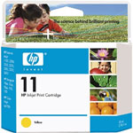 HP C4838AN No.11 Yellow Ink Cartridge (1.75k Pages)