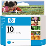 HP C4841A No.10 Cyan Ink Cartridge (1.65k Pages)