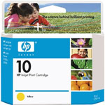 HP C4842A No.10 Yellow Ink Cartridge (1.65k Pages)