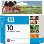 HP C4843A No.10 Magenta Ink Cartridge (1.65k Pages)