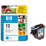 HP C5024A NO.12 Cyan Printhead (105k Pages)