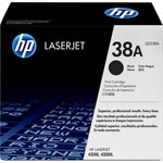HP Q1338A Black Toner Cartridge (12k Pages)