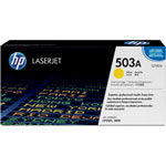 HP Q7582A Yellow Toner Cartridge (6k Pages)