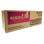 Kyocera TK-592M Magenta Toner Cartridge (5k Pages)