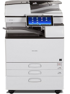 Ricoh MP 3555 B&W Laser Multifunction Printer