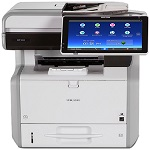 Ricoh MP 402SPF B/W Multifunction Printer