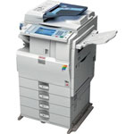 Ricoh MP-C2551 Color Copier, Printer And Scanner: MPC2551