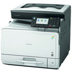 Ricoh Aficio MP C305SPF Color Copier : C305