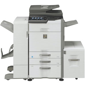 Sharp MX-2640N Color Multifunction Workgroup Copier, Printer, Scan Sharp  MX-2640N
