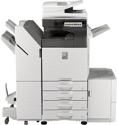 Sharp MX-3050V B&W and Color Networked Digital Multifunction Printer Sharp  MX-3050V