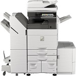 Sharp MX-3070V B&W and Color Networked Digital Multifunction Printer