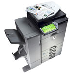 Sharp MX-5110N Color Copier Document System @ 51 ppm