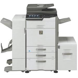 Sharp MX-C312 Color Copier, Printer And Scanner Sharp MX-C312