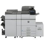 Sharp MX-M654N Monochrome Copier : MX-M654N