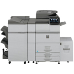 Sharp MX-M754N Monochrome Copier : MX-M754N