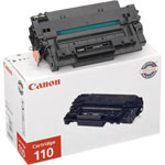 Canon 0985B004AA 110 Black Toner Cartridge (6k Pages)