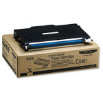 Xerox 106R00676 Cyan Toner Cartridge (2k Pages)