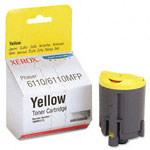 Xerox 106R01273 Yellow Toner Cartridge (1k Pages)