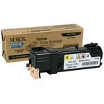 Xerox 106R01280 Yellow Toner Cartridge (1.9k Pages)