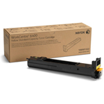 Xerox 106R01322 Yellow Standard Capacity Toner Cartridge (8,000 Pages)