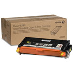 Xerox 106R01390 Yellow Toner Cartridge (2.2k Pages)